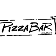 This is the restaurant logo for Pizza Bar South Beach