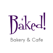 This is the restaurant logo for Baked