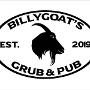 Restaurant logo for Billygoat's Grub & Pub