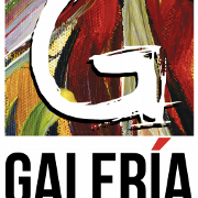 This is the restaurant logo for Galeria