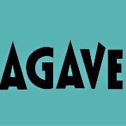 This is the restaurant logo for Agave Naples