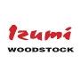 Restaurant logo for Izumi --Woodstock--