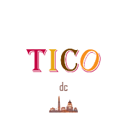 This is the restaurant logo for Tico DC & Nama 14 Sushi + Ramen Bar