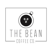 This is the restaurant logo for The Bean Coffee Co.