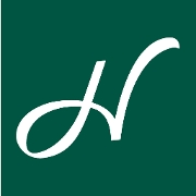 This is the restaurant logo for Hartzler Cafe
