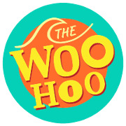 This is the restaurant logo for The WooHoo