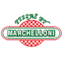 Restaurant logo for Pizzas By Marchelloni