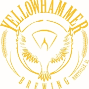 This is the restaurant logo for Yellowhammer Brewing