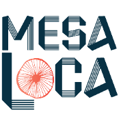 This is the restaurant logo for Mesa Loca