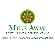 This is the restaurant logo for Mile Away Restaurant