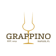 This is the restaurant logo for Grappino