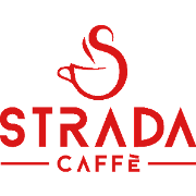 This is the restaurant logo for Strada Caffe