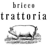 This is the restaurant logo for Bricco Trattoria