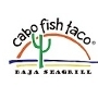 This is the restaurant logo for Cabo Fish Taco - NoDa