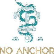 This is the restaurant logo for No Anchor