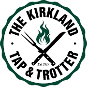 This is the restaurant logo for The Kirkland Tap & Trotter