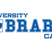 This is the restaurant logo for University Library Cafe