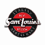 Restaurant logo for Sam & Louie's Italian Restaurant