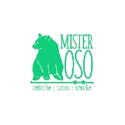This is the restaurant logo for Mister Oso