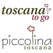 This is the restaurant logo for Toscana