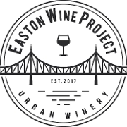 This is the restaurant logo for Easton Wine Project