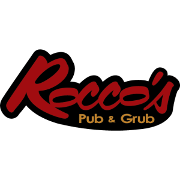 This is the restaurant logo for Rocco's
