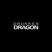 This is the restaurant logo for Drunken Dragon