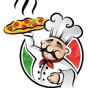 This is the restaurant logo for Thats Amore Pizza and More