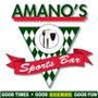 Restaurant logo for Amano's