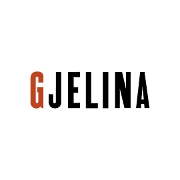 This is the restaurant logo for GJELINA