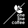 Restaurant logo for One Line Coffee