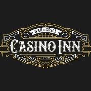 This is the restaurant logo for Casino Inn Bar & Grill