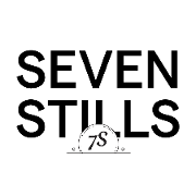 This is the restaurant logo for The Seven Stills Brewery & Distillery