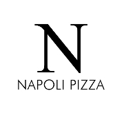 This is the restaurant logo for Napoli Pizzeria & Gelateria