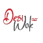 Restaurant logo for Desi Wok