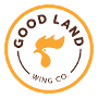 Restaurant logo for Good Land Wing Co.