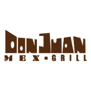 This is the restaurant logo for Don Juan Mex Grill