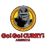 Restaurant logo for Go! Go! Curry!