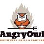 Restaurant logo for AngryOwl