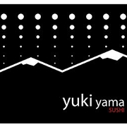 This is the restaurant logo for Yuki Yama Sushi