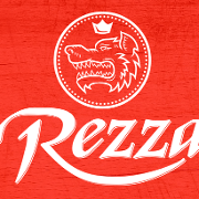 This is the restaurant logo for Rezza