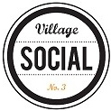 This is the restaurant logo for Village Social MTK