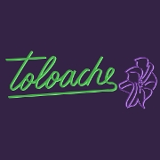 This is the restaurant logo for Toloache