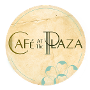 Restaurant logo for Cafe at the Plaza