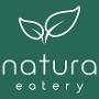 Restaurant logo for Natura Eatery