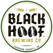This is the restaurant logo for Black Hoof Brewing Company