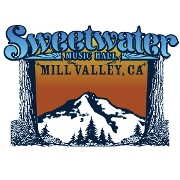 This is the restaurant logo for Sweetwater Music Hall