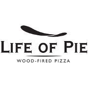 This is the restaurant logo for Life of Pie