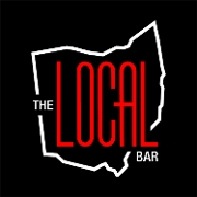 This is the restaurant logo for The Local Bar