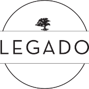 This is the restaurant logo for Legado Restaurant &  Bar